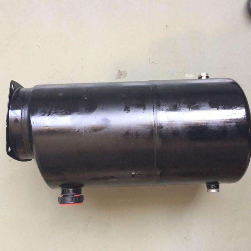 Hydrostatic Transmission Mini Tank : El tanque durable del depósito de aceite hidráulico la